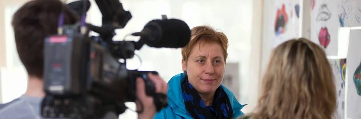 Journalist Ulla Skovsbøl